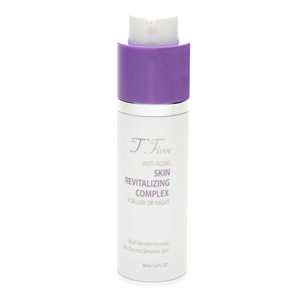 T'Fivve Anti-Aging Skin Revitalizing Complex for Day or Night