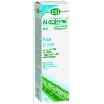 ESI ALOEdermal Natural Face Cream