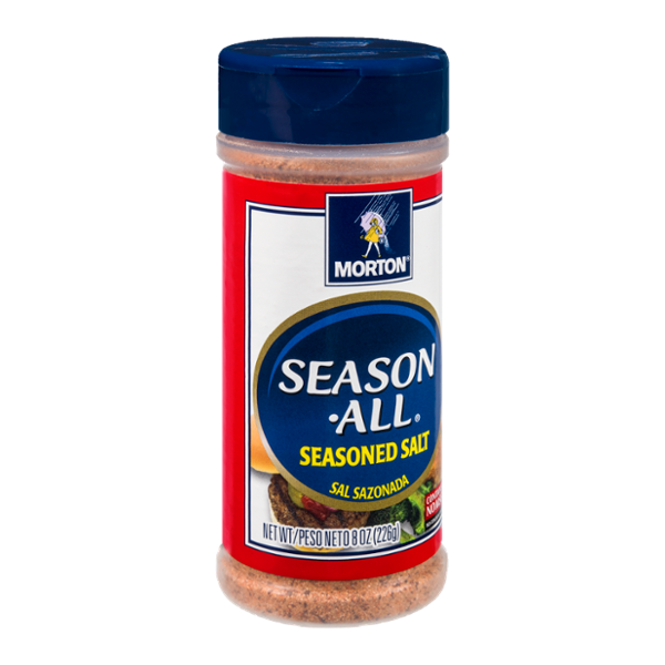 Morton Season All Seasoned Salt