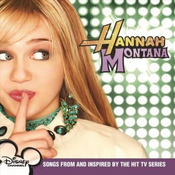 Disney HANNAH MONTANA (OST) BY HANNAH MONTANA (CD)