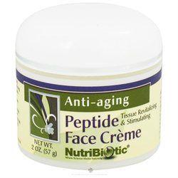 Nutribiotic - Anti-Aging Peptide Face Creme - 2 oz.