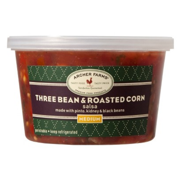 Archer Farms Three Bean & Roasted Corn Salsa