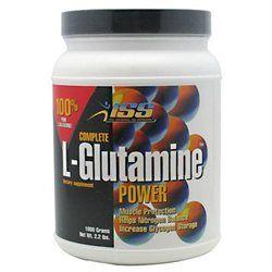 ISS Complete L-Glutamine Power, 1000 g