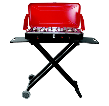 Texsport Travel 'n' Propane Stove and Grill