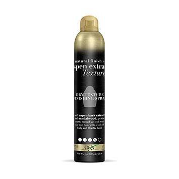 OGX® Natural Finish Aspen Extract Texture Dry Finishing Spray