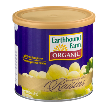 Earthbound Farm Organic Jumbo Thompson Seedless Raisins