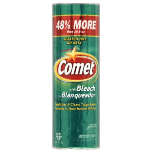 Comet Cleanser Original 25 oz