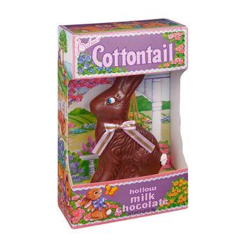 Palmer Cottontail Hollow Milk Chocolate Bunny