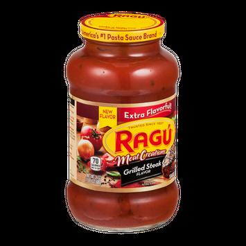 Ragu Meat Creations Sauce Grilled Steak