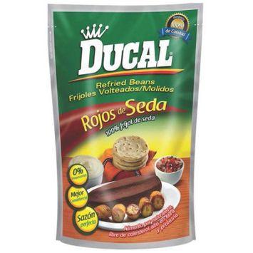 Goya Food Goya Ducal Red Silk Refried Beans 28 Oz