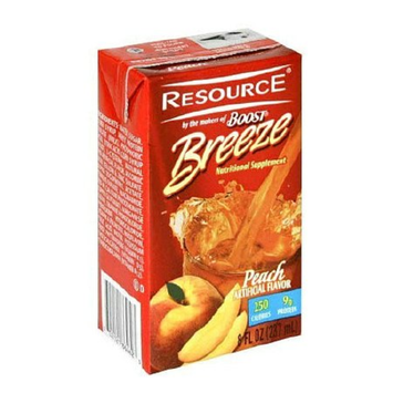 Resource Breeze Fruit Flavored Clear Nutritional Drink