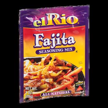 El Rio All Natural Seasoning Mix Fajita