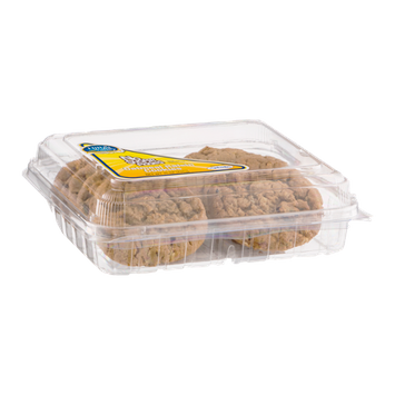 Hill & Valley Oatmeal Raisin Cookies No Sugar Added