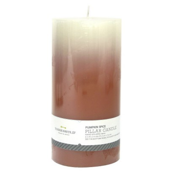 Pacific Trade Threshold Pumpkin Candle GRANBY