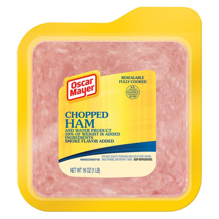 Oscar Mayer Chopped Ham