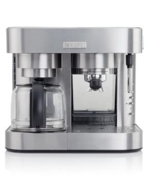 Krups Stainless Steel Combi Coffee & Espresso Maker
