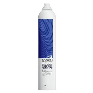 Zotos AGEbeautiful 24-Hour Firm Hold Hairspray