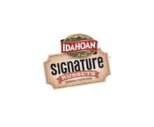 Idahoan Signature Russets Badge