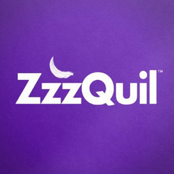 ZzzQuil™ Badge