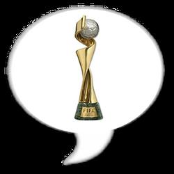Women's World Cup Badge