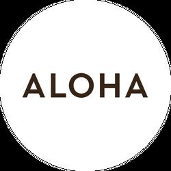 ALOHA Badge