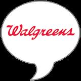 Walgreens Unilever Dry Spray Brand Badge