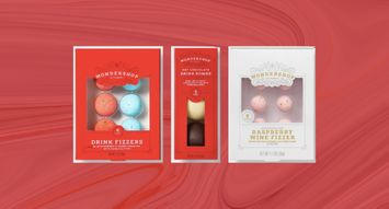 Target's New Drink Fizzers are Like Bath Bombs for Your Drink