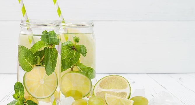 5 Mocktails to Liven Up a Dry January