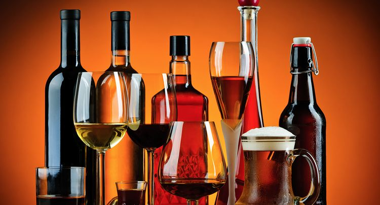 Top 10 Top-Shelf Liquors