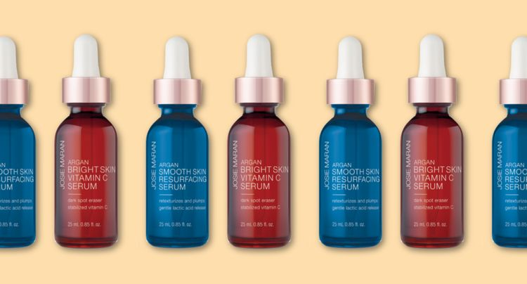 These Josie Maran Serums Prove Vitamin C is the Way to Be