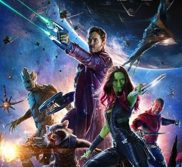 Which Guardian of the Galaxy are you?