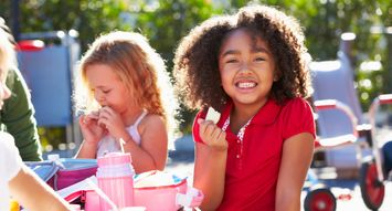 Quick and Healthy Snacks for Your Kid's Lunchbox