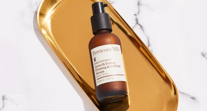 Lift and Firm With Perricone MD's Newest Serum