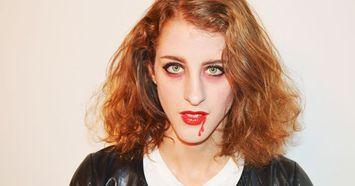 Halloween How To: Easy Vampire Makeup Tutorial
