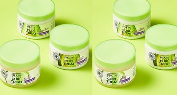 Treat Your Curls to Garnier's Newest Collection