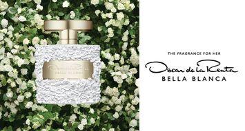 Oscar de la Renta's Bella Blanca is Pure Elegance in a Bottle