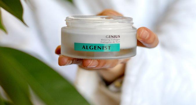 Algenist Wants To Restore Your Sleepy Skin