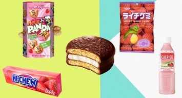 11 Iconic Asian Snacks You Need to Try