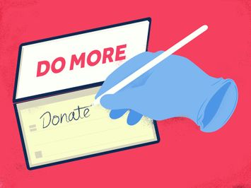 Take Action: Organizations Our Employees Are Donating To