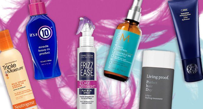 Best Hair Care To Fight Frizz