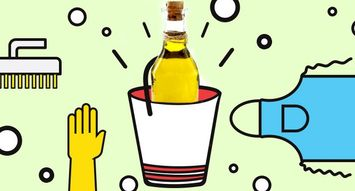 Household Hacks: Surprising Ways to Use Olive Oil