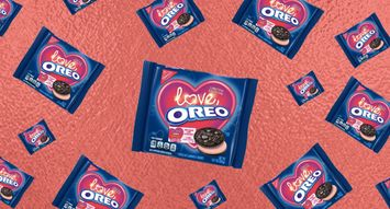 Oreo Love Cookies are the New Valentine's Conversation Hearts
