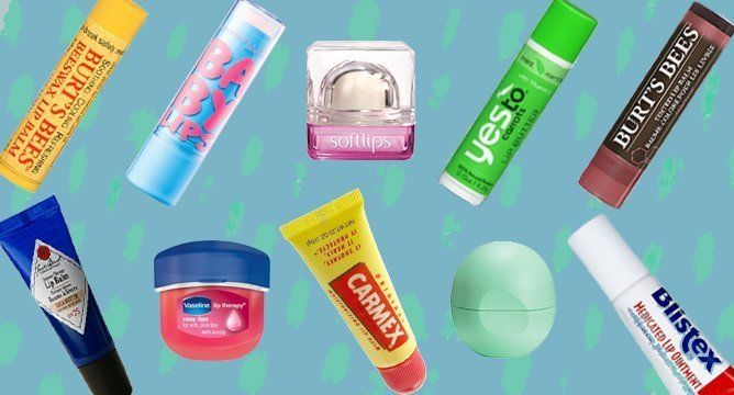 Top 10 Lip Balms