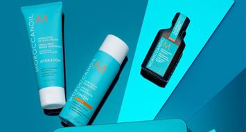 Influenster Exclusive: 7% CashBack at Moroccanoil