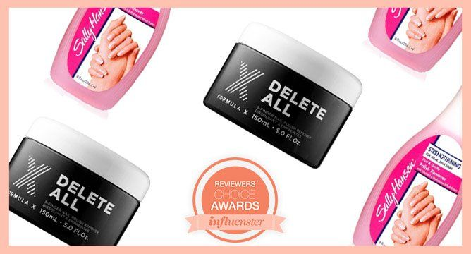 Know Your Nominees: The Best Nail Polish Removers