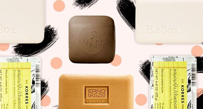 Soap Bars to Make You Ditch Body Wash