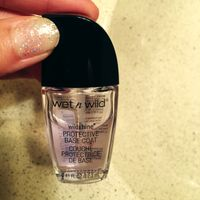 wet n wild Wild Shine Nail Color-Protective Base Coat uploaded by MK R.