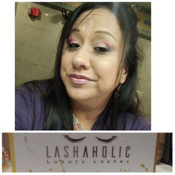 Photo uploaded to #LashGame by MARISOL M.