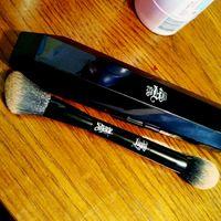 KVD Vegan Beauty Shade + Light Face Contour Brush uploaded by EmaLee M.