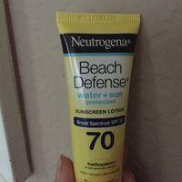 Neutrogena® Beach Defense® Water + Sun Protection Sunscreen Stick Broad Spectrum SPF 50+ uploaded by Maria S.